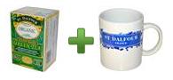кружка недорого при заказе чая st-dalfour